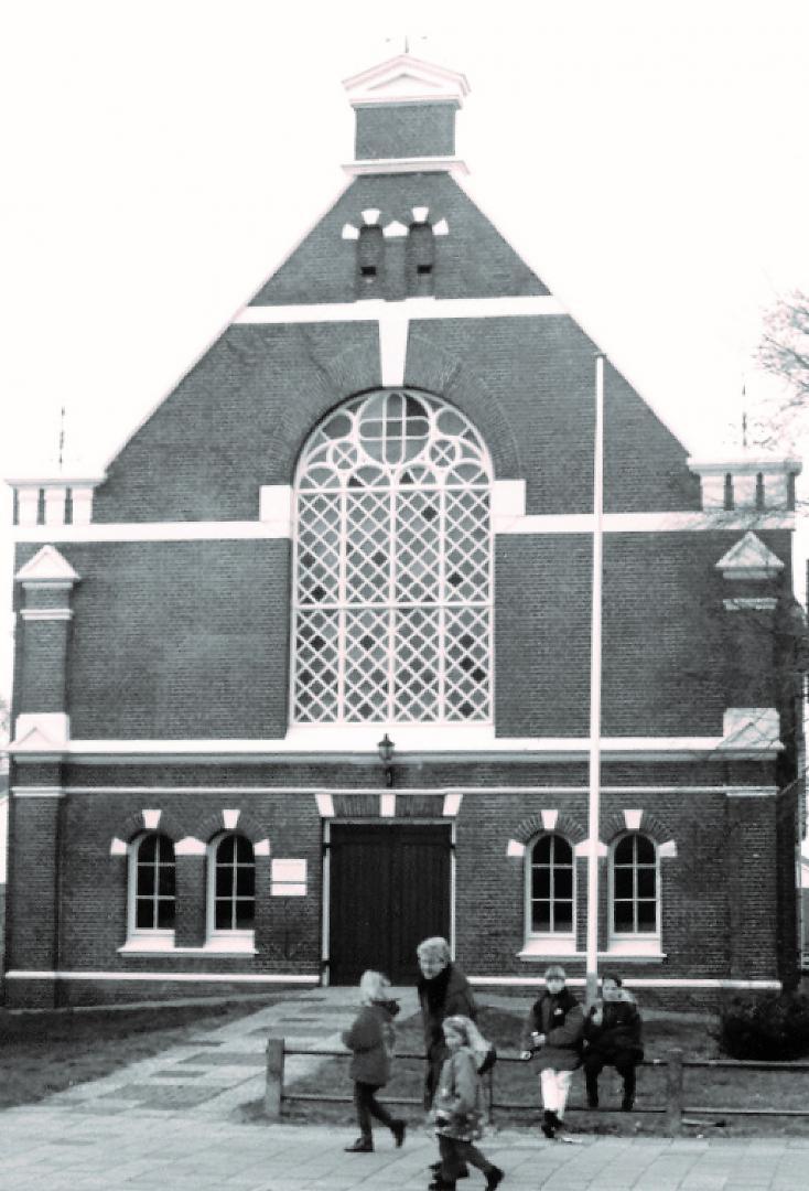 Grote Kerkstraat 39, Hoogeveen, de Remonstrantse Kerk