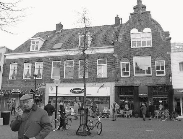 Hoofdstraat 77,79,81, Hoogeveen
