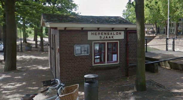 Kapper/herensalon Sjaak Slokkers (Vreeswijk)