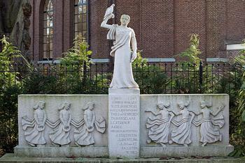 Kunstwerk Monument voor de gevallenen