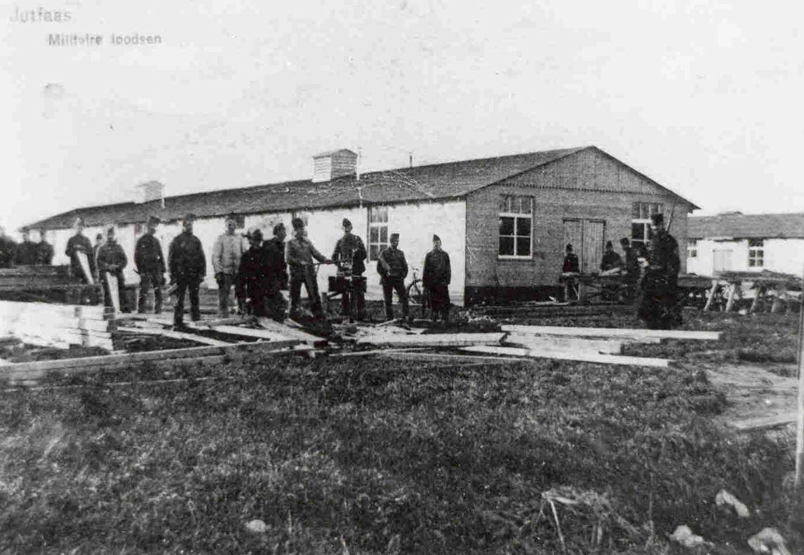 Het Drillenveld in 1939