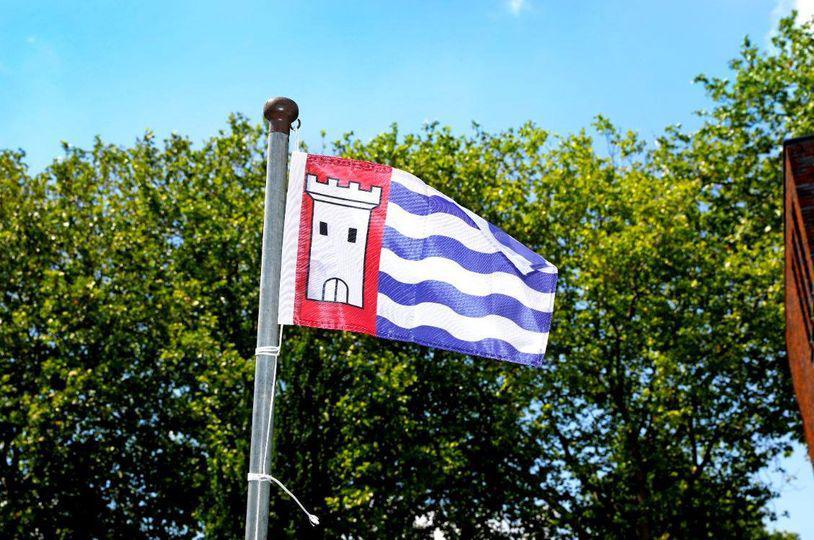 Vlag van Nieuwegein
