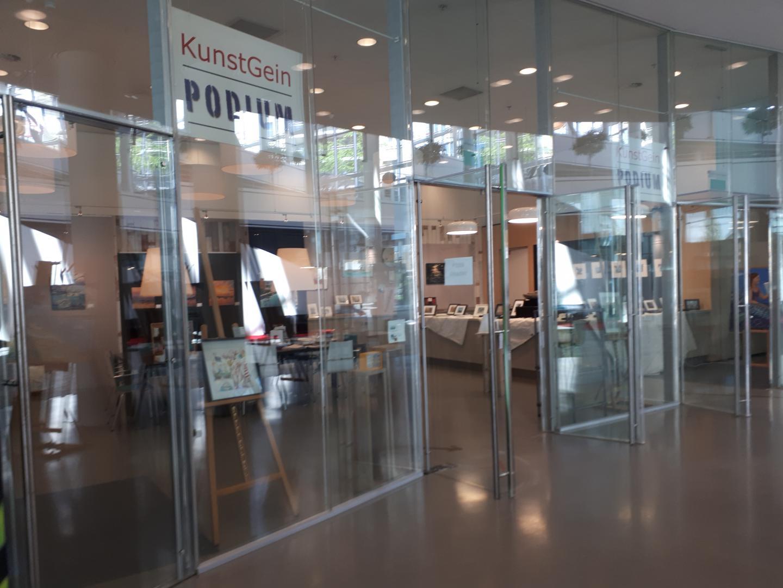 Kunstgein (Podium)