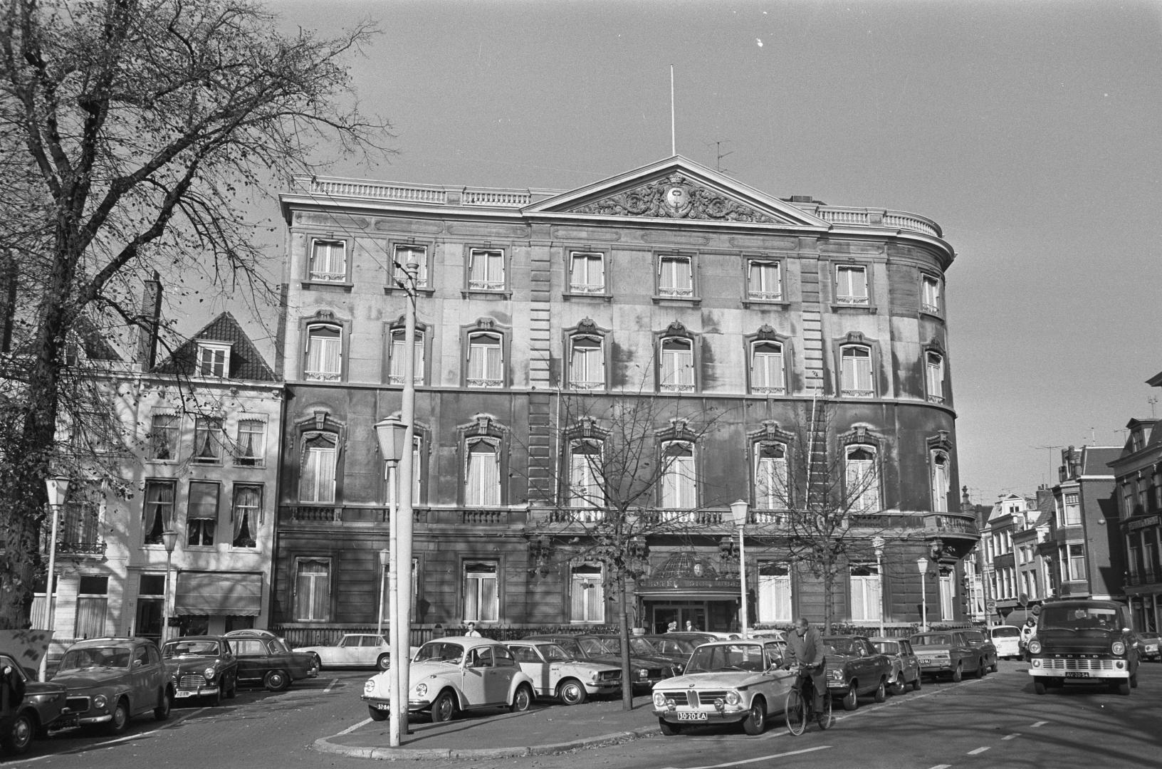 Hotel Des Indes, 28 oktober 1971