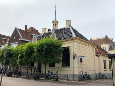 Raadhuis van Hillegersberg (1752-1921)