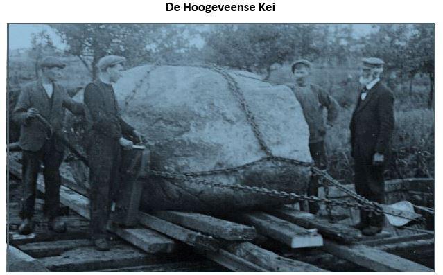De Hoogeveense Kei, hoek Brinkstraat/Willemskade