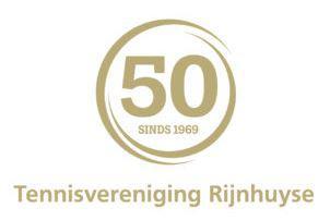 Tennisvereniging Rijnhuyse ruim 50 jaar