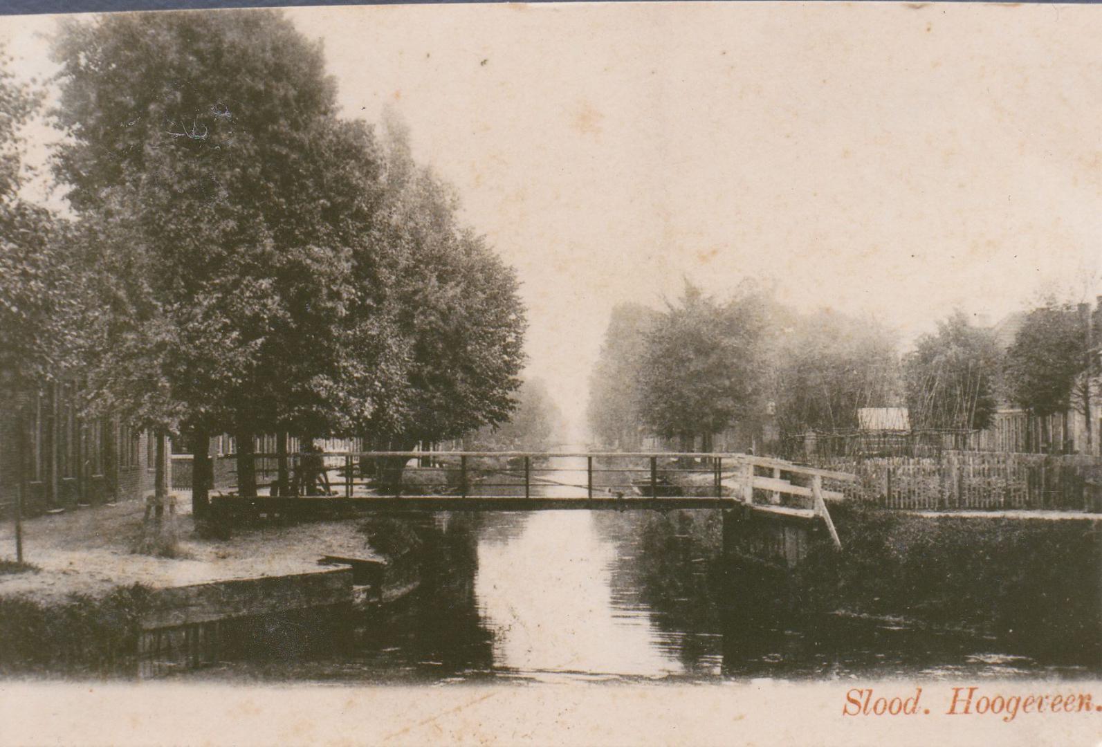 Voormalige Zuiderschebrug cq Hollandschebrug