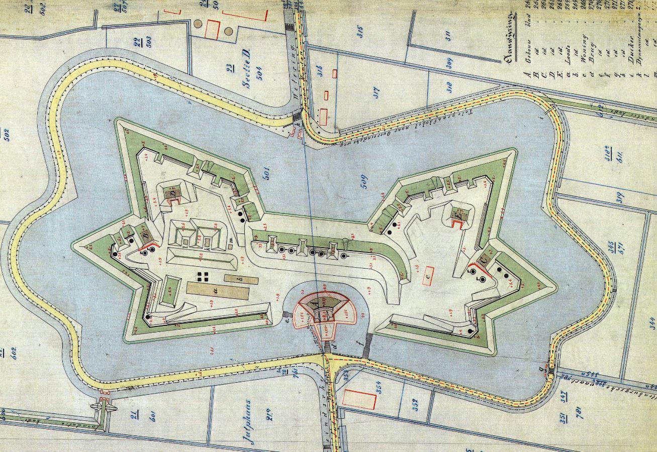 Fort Jutphaas oudste fort Hollandse Waterlinie 200 jaar