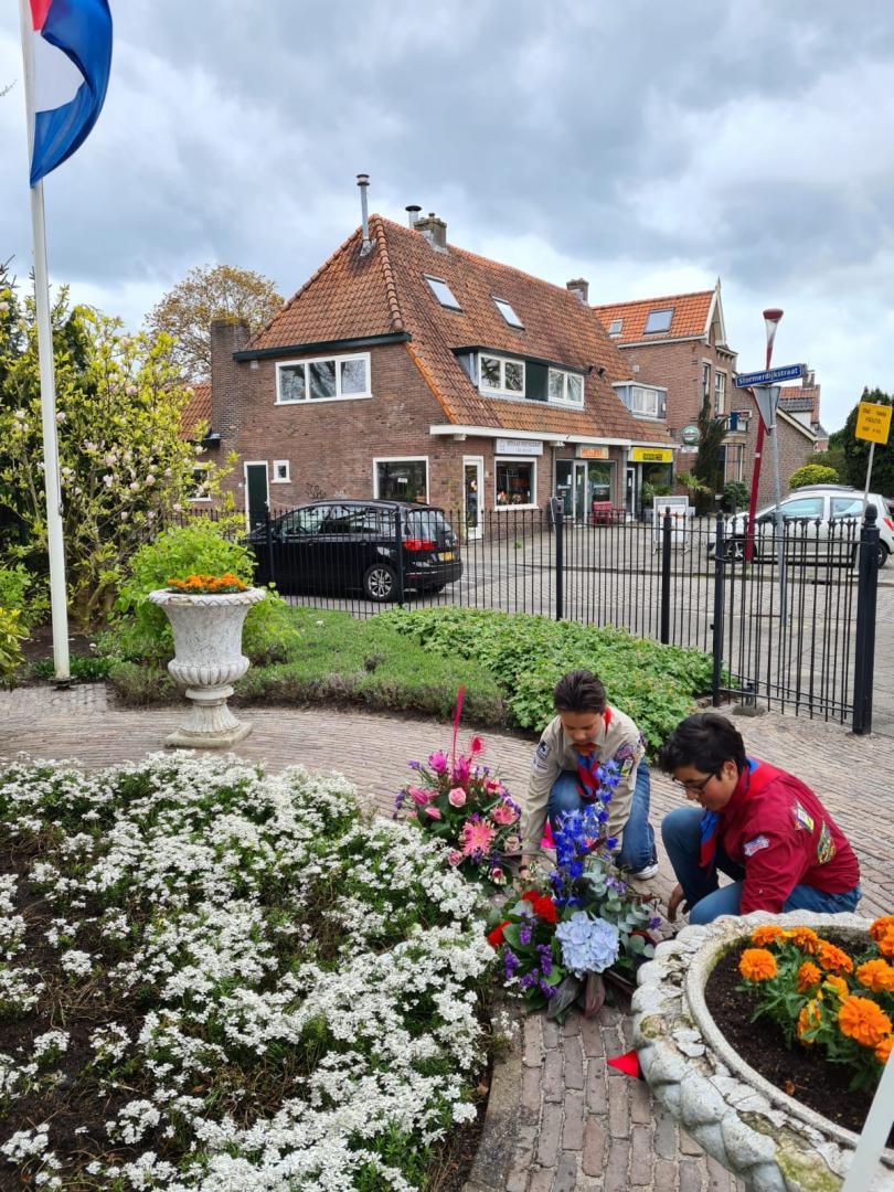 Scouting Jan van Hoof