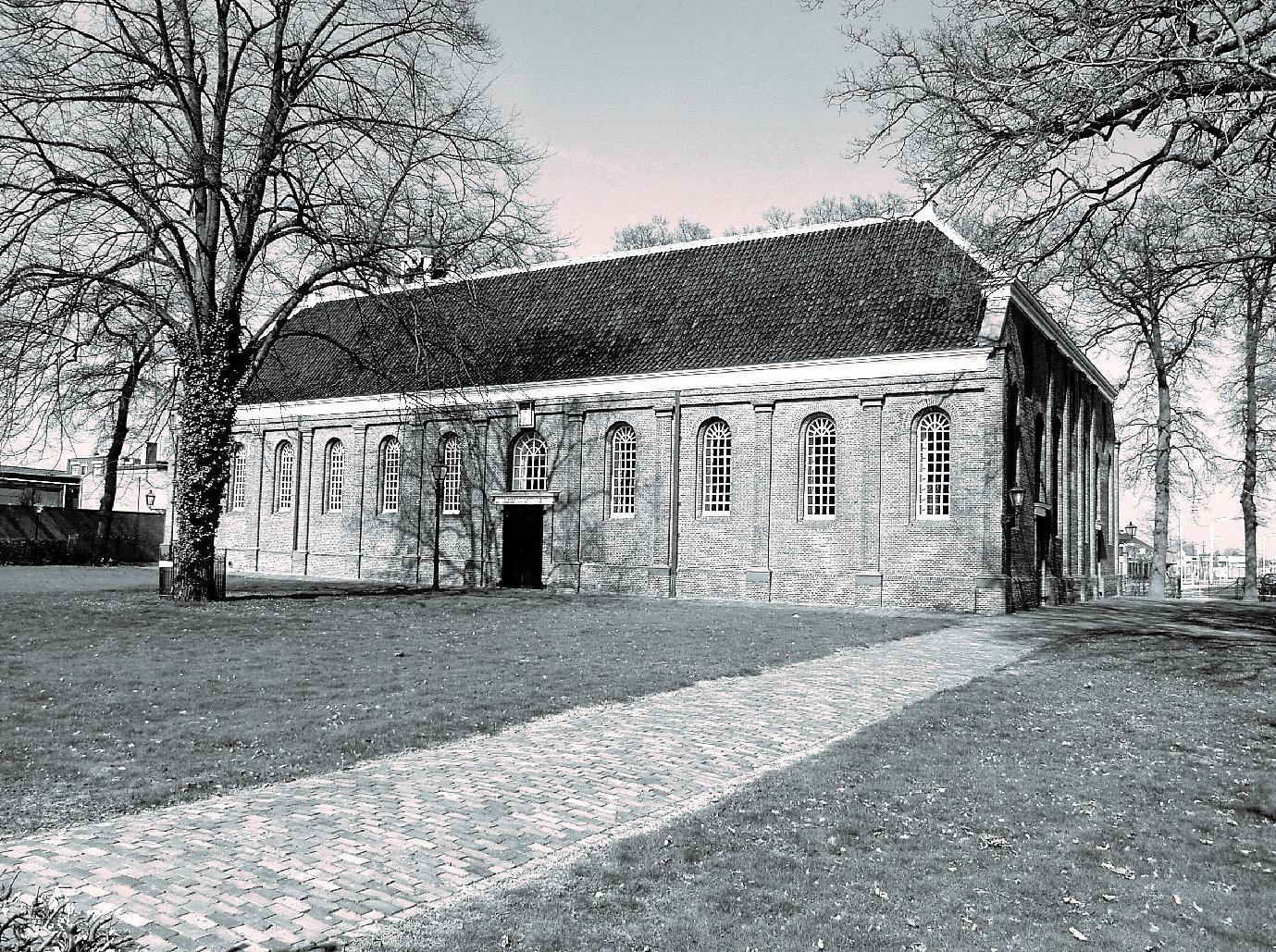 Grote Kerkstraat 40, Hoogeveen, de Grote Kerk
