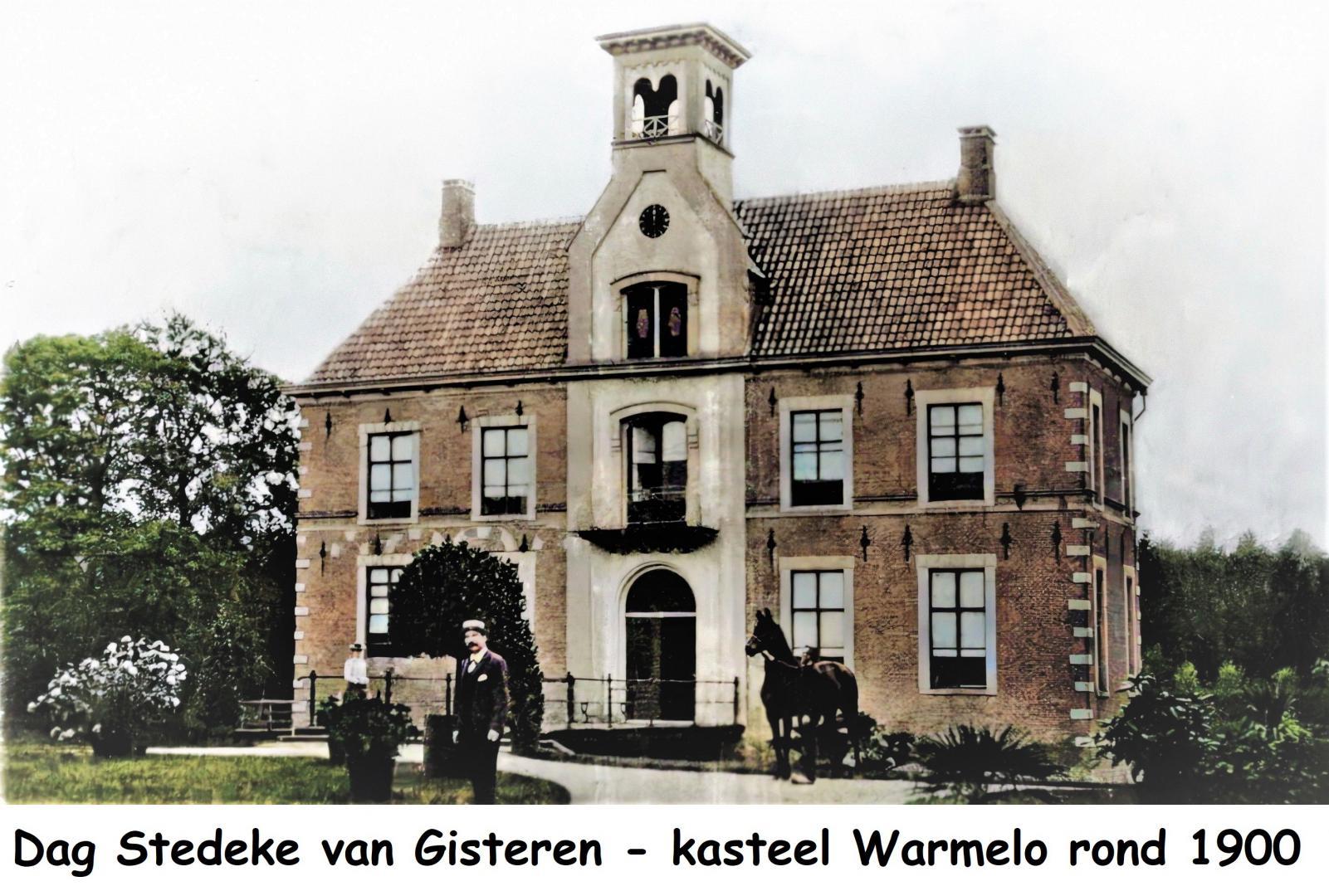 Kasteel Warmelo