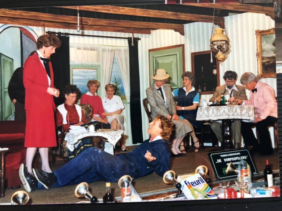 Toneelvereniging De Dorpsspelers al ruim 65 jaar