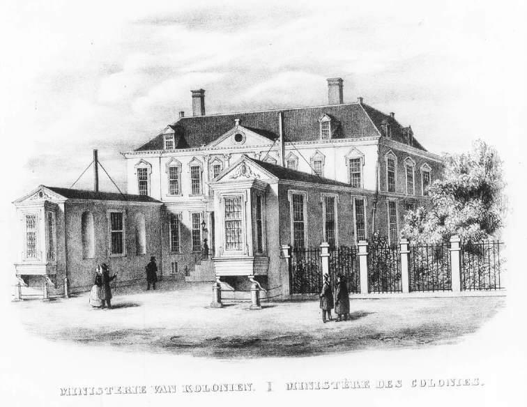 Voormalig Ministerie van Koloniën