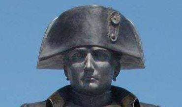Napoleon in Huize de Geer