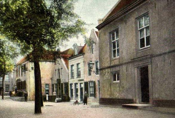 Brasserie Het Raadhuis op historische locatie