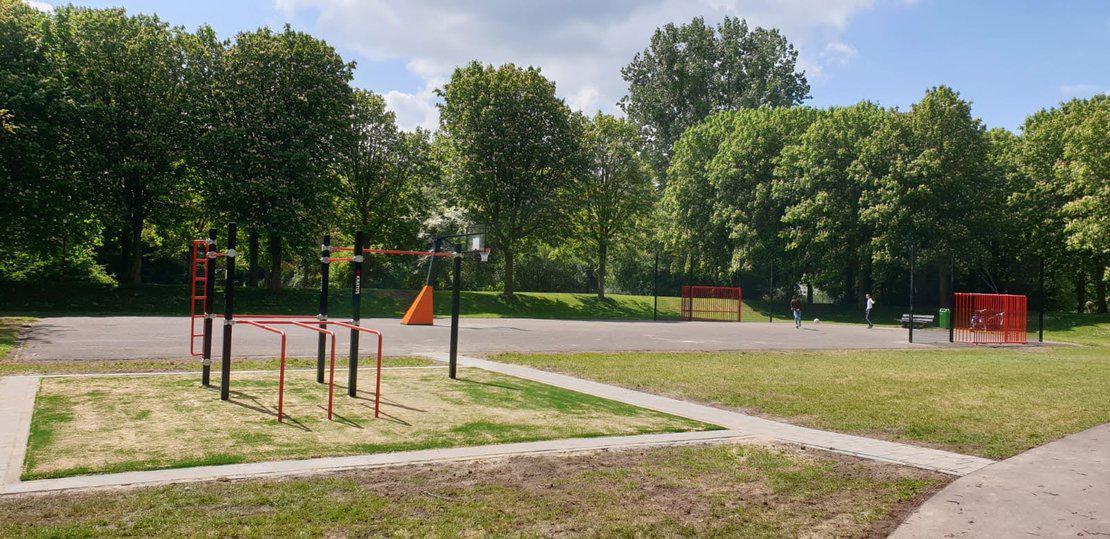 Sportplein Zuilenstein