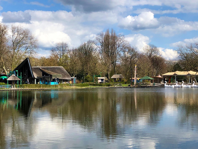 Plaswijckpark, familiepark om binnen en buiten te spelen
