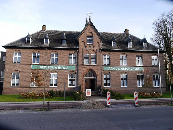 Brinkstraat 5, Hoogeveen het Carmelietenklooster